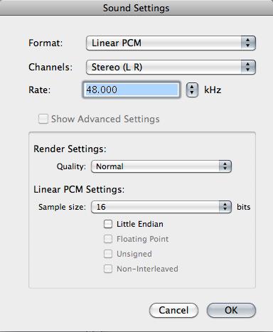 10-48k-audio-setting