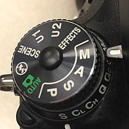 camera mode