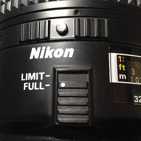 lens macro range