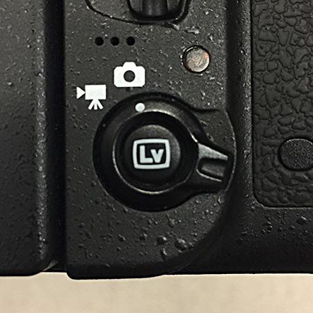 camera live view mode