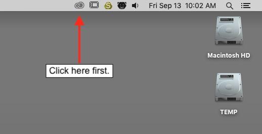 Adobe ID login step 1